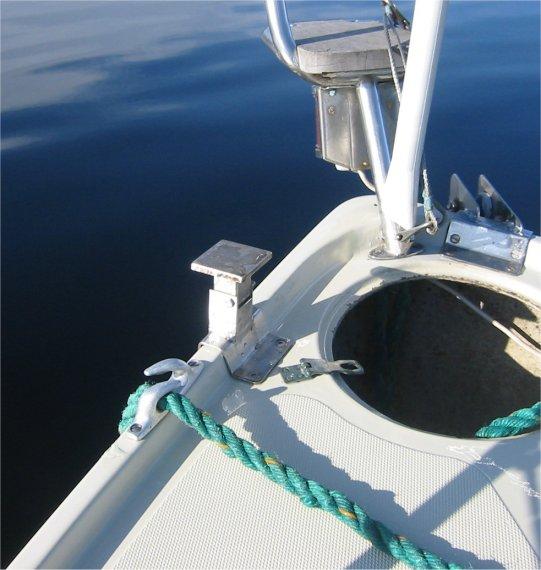 ilandstigning fra båt